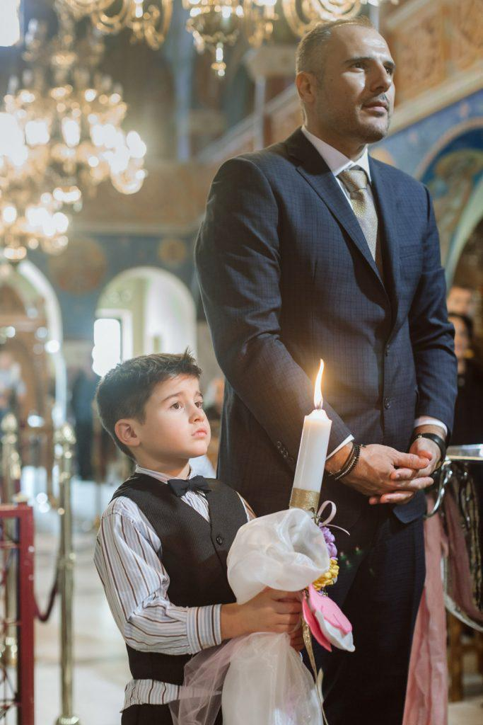 Baptism photographer in Athens Greece